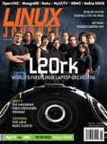 L2Ork on the Cover of the Linux Journal May 2010 Issue