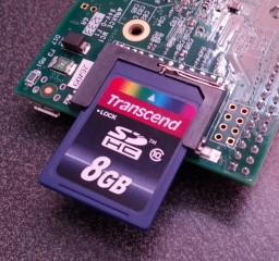 RPi SD Card