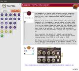 Pd-L2Ork K12 Raspberry Pi Externals -- Analog Out