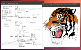 Pd-L2Ork SVG Structures -- Tigerlicious
